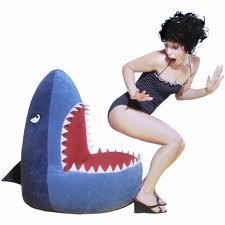 shark chair