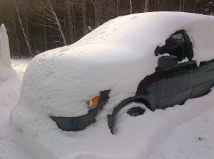Snowmageddon Chivalry